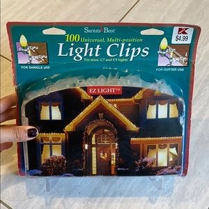 Santa's Best Light Clips